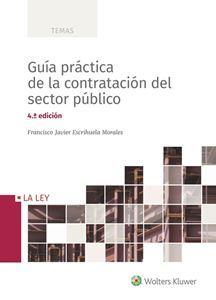 Imagen de Guía práctica de la contratación del sector público (4.ª edición)