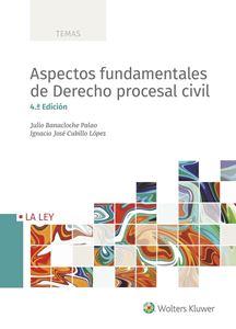 Imagen de Aspectos fundamentales de Derecho procesal civil 4.ª edición