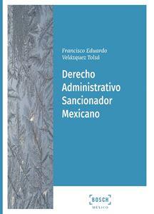 Imagen de Derecho administrativo sancionador mexicano