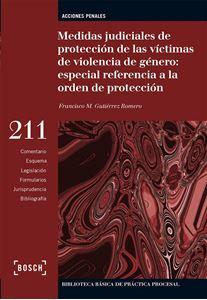 Imagen de Medidas judiciales de protección de las víctimas de violencia de género: especial referencia a la orden de protección