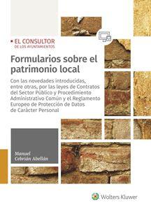 Imagen de Formularios sobre el patrimonio local