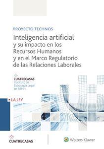 Imagen de Inteligencia artificial y su impacto en los Recursos Humanos y en el Marco Regulatorio de las Relaciones Laborales