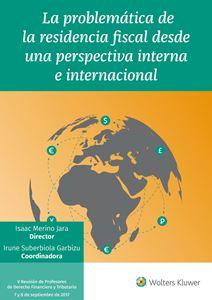 Imagen de ESPECIAL La problemática de la residencia fiscal desde una perspectiva interna e internacional