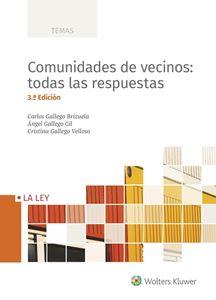 Imagen de Comunidades de vecinos: todas las respuestas (3.ª edición)