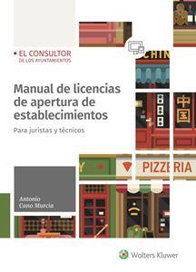 Imagen de Manual de licencias de apertura de establecimientos