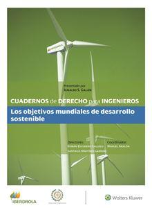 Imagen de Cuaderno 43 - Los objetivos mundiales de desarrollo sostenible