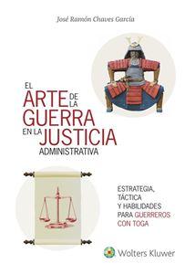 Imagen de El arte de la guerra en la justicia administrativa