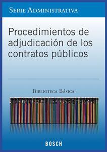 Imagen de BBB. Procedimientos de Adjudicación de los Contratos Públicos (Suscripción)