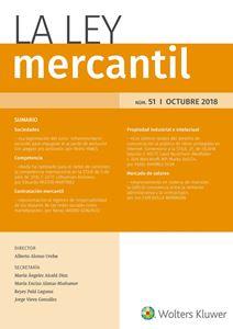 LA LEY Mercantil