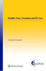 Imagen de Double (Non-)Taxation and EU Law