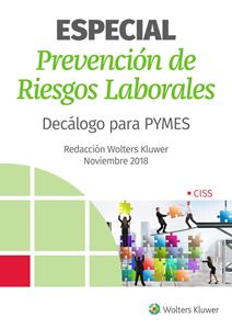 Imagen de ESPECIAL Prevención de Riesgos Laborales. Decálogo para PYMES