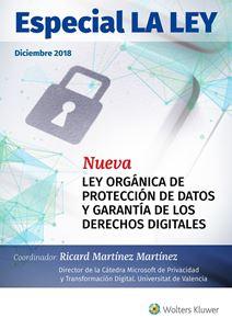 Imagen de ESPECIAL Nueva Ley Orgánica de Protección de Datos y Garantía de los Derechos Digitales