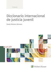 Imagen de Diccionario internacional de justicia juvenil