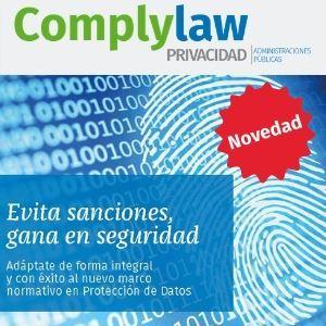 Imagen de Complylaw Privacidad Administraciones Públicas