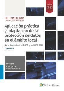 Imagen de Aplicación práctica y adaptación de la protección de datos en el ámbito local - 2ª Ed