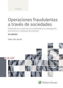Imagen de Operaciones fraudulentas a través de sociedades 2.ª edición