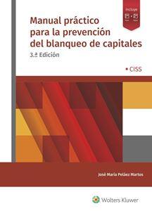 Imagen de Manual práctico para la prevención del blanqueo de capitales - 3ª Ed.