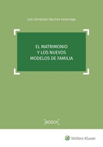 Imagen de El matrimonio y los nuevos modelos de familia