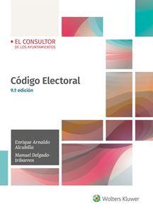 Imagen de Código electoral. 9ª Edición