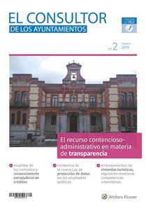 Revista El Consultor de los Ayuntamientos