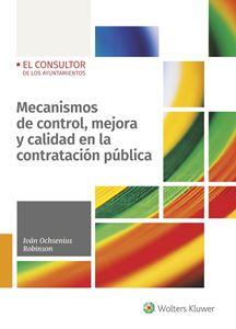 Imagen de Mecanismos de control, mejora y calidad en la contratación pública