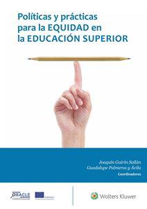 Imagen de Políticas y prácticas para la equidad en la educación superior