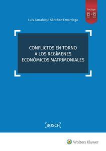 Imagen de  Conflictos en torno a los regímenes económicos matrimoniales