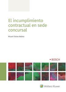 Imagen de El incumplimiento contractual en sede concursal