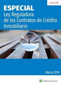 Imagen de ESPECIAL Ley Reguladora de los Contratos de Crédito Inmobiliario