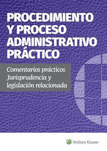 Imagen de Procedimiento y Proceso Administrativo Práctico (Suscripción)