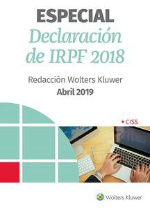Imagen de ESPECIAL Declaración de IRPF 2018