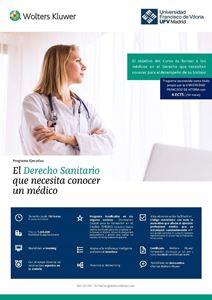 Imagen de Programa ejecutivo Derecho Sanitario (UFV)