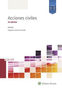 Imagen de Acciones civiles 3.ª edición