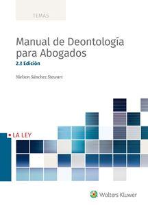Imagen de Manual de Deontología para Abogados (2.ª edición)