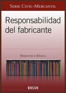 Imagen de BBB. Responsabilidad del fabricante (Suscripción)