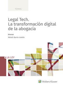 Imagen de Legal Tech. La transformación digital de la abogacía