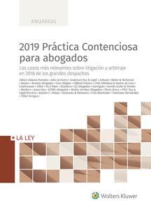 Imagen de 2019 Práctica Contenciosa para abogados