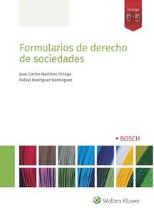 Imagen de Formularios de derecho de sociedades