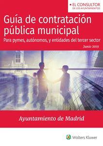 Imagen de Guía de contratación pública municipal para pymes, autónomos, y entidades del tercer sector