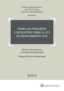 Imagen de Todas las preguntas y respuestas sobre la Ley de Enjuiciamiento Civil