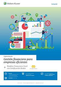 Imagen de Programa ejecutivo Gestión financiera para empresas eficientes + Modelos Financieros Excel con Certificación Modex