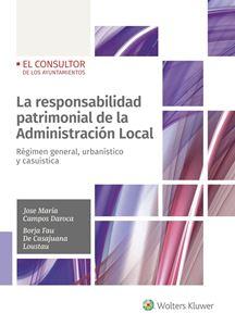 Imagen de La responsabilidad patrimonial de la Administración Local