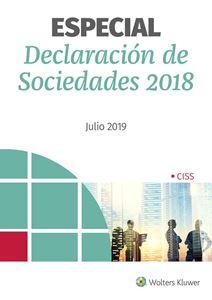 ESPECIAL Declaración de Sociedades 2018