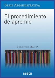Imagen de BBB. El procedimiento de apremio (Suscripción)