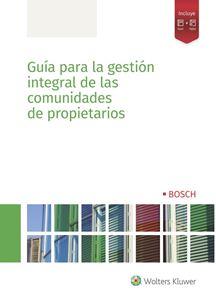 Imagen de Guía para la gestión integral de las comunidades de propietarios