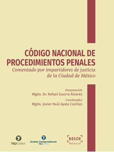 Imagen de Código Nacional de Procedimientos Penales