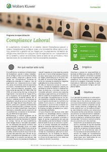 Imagen de Programa de especialización Compliance Laboral