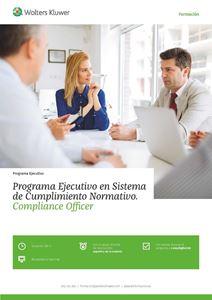 Imagen de Programa Ejecutivo Sistema de Cumplimiento Normativo. Compliance Officer