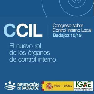 Imagen de I Congreso sobre Control Interno Local #CCIL19. El nuevo rol de los órganos de control interno