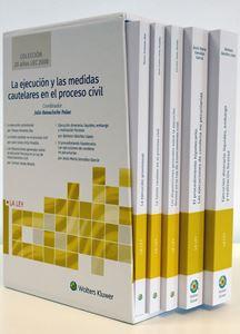 Imagen de La ejecución y las medidas cautelares en el proceso civil (Colección 20 años LEC 2000)